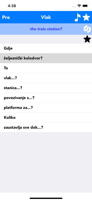 Croatian to English Translate for iPhone,iPad and Android