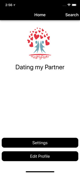 Dating App Dating My Partner  for iPhone,iPad and Android