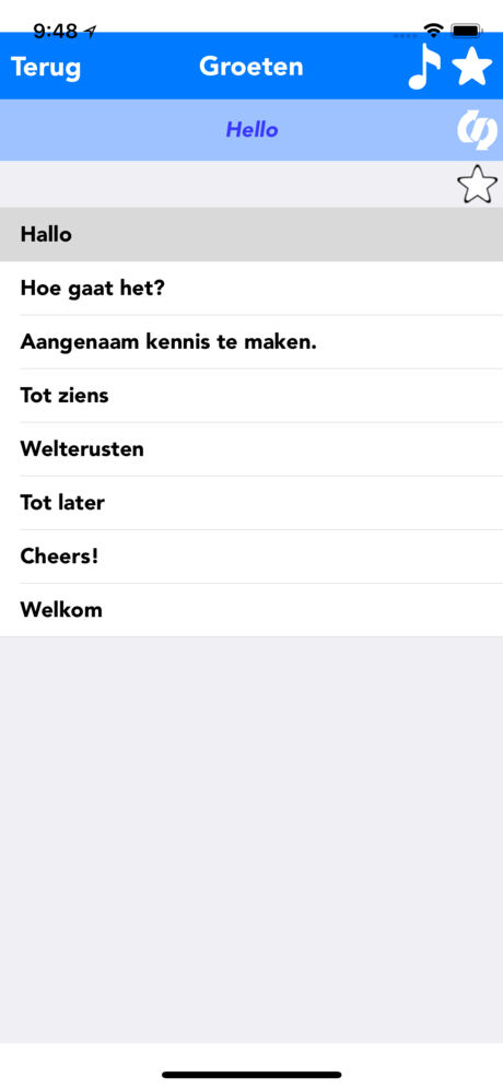 Dutch to English Translator App for iPhone,iPad and Android