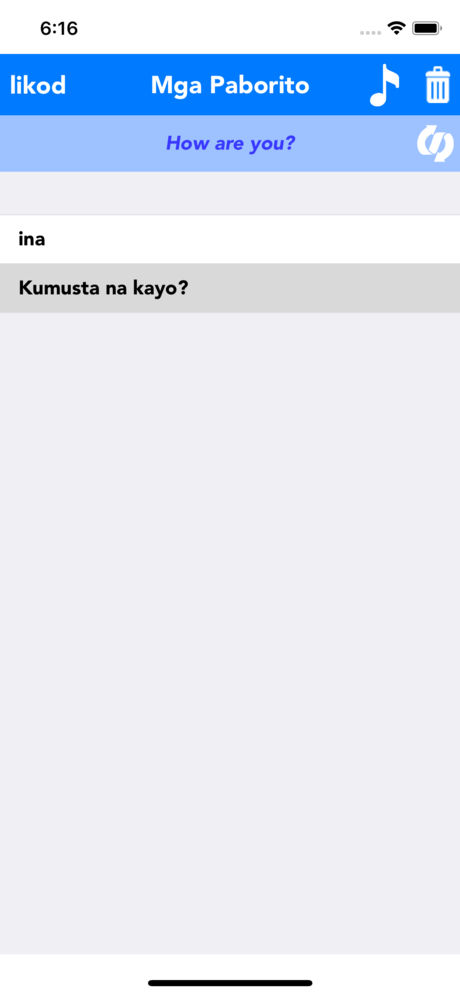 Tagalog to English Translator App for iPhone,iPad and Android