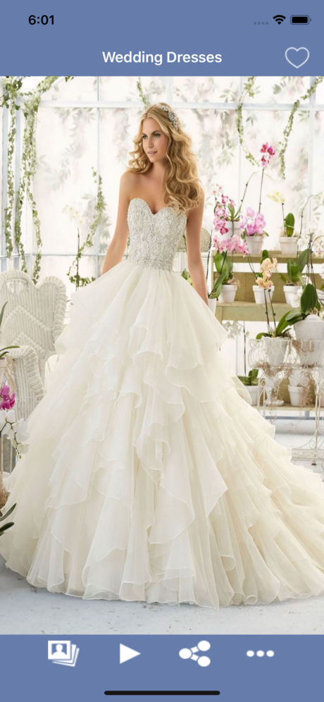 Wedding Dresses App for iPhone,iPad